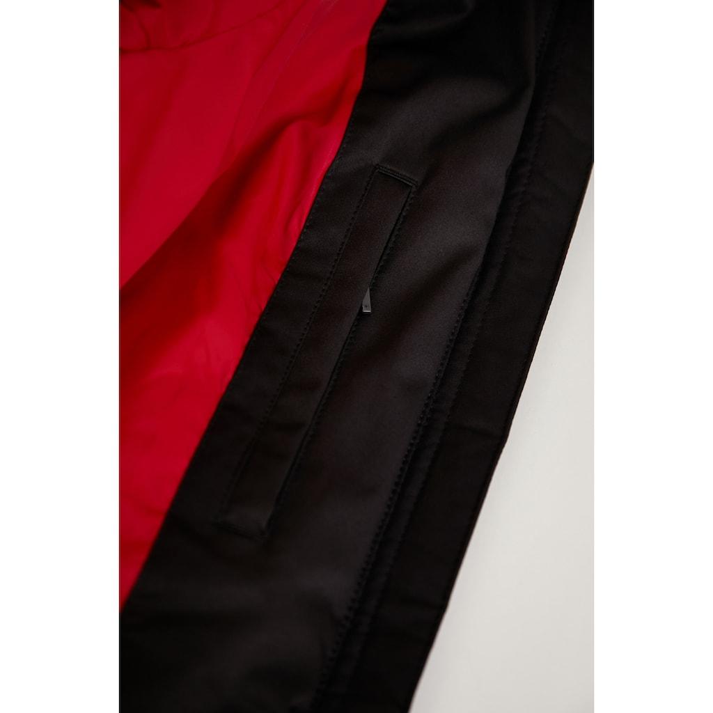 Finn Flare Daunenmantel, mit praktischen Taschen