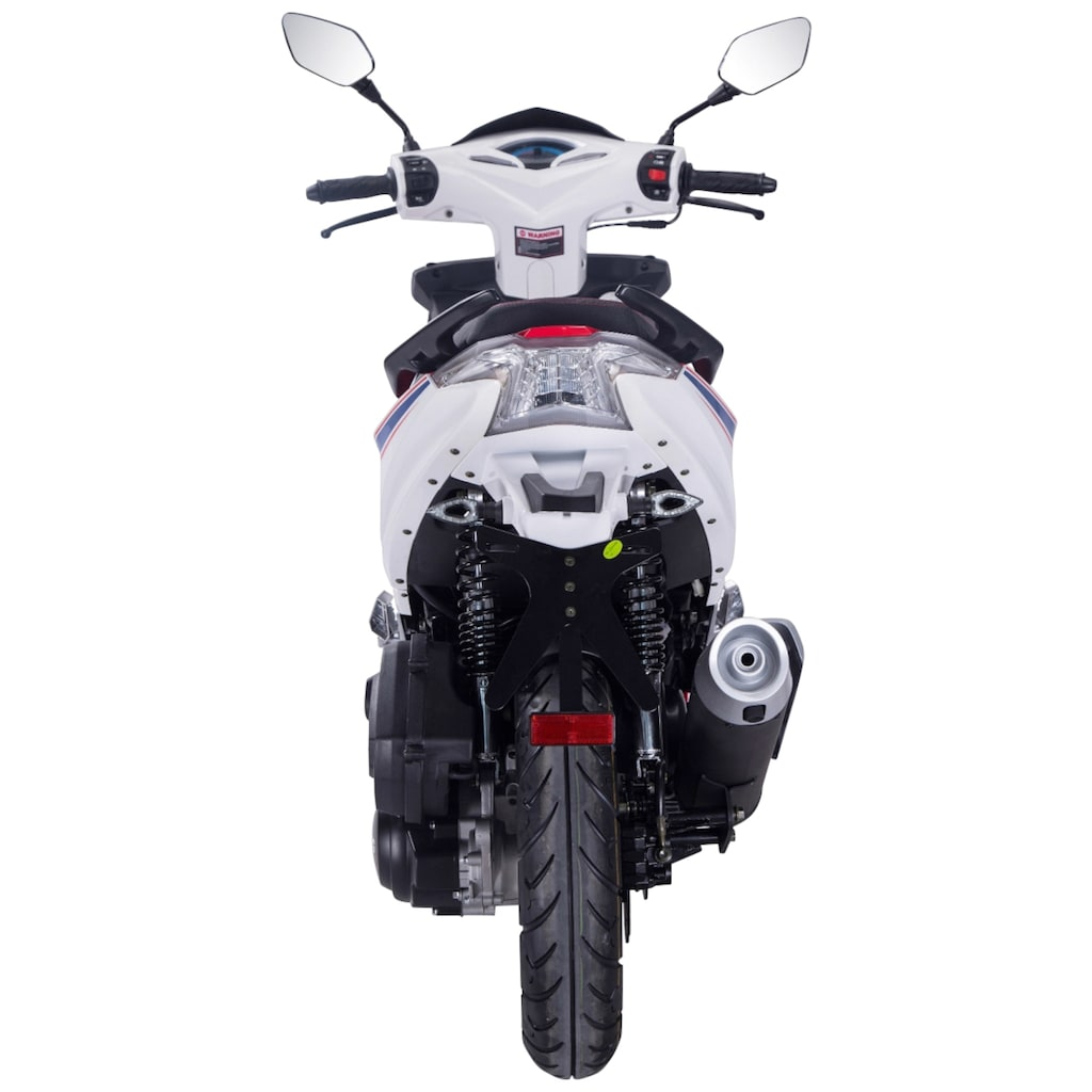 GT UNION Motorroller »Striker«, 8,84 PS