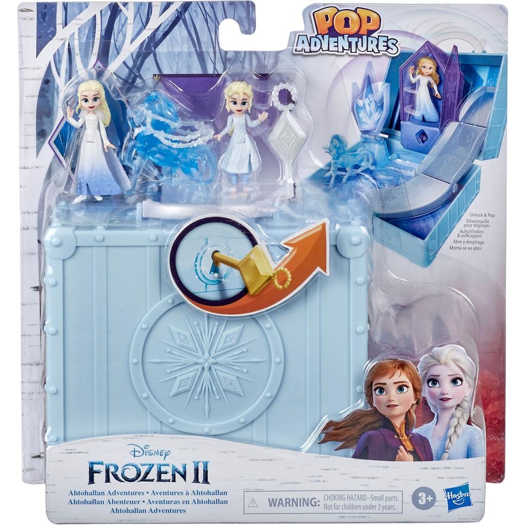 Hasbro Puppenhaus »Die Eiskönigin 2 Pop-Up Ahtohallan Abenteuer«, zum Mitnehmen