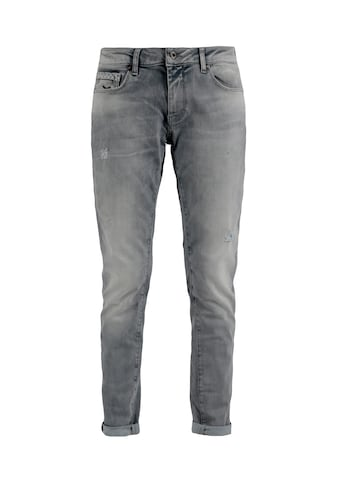 Miracle of Denim Tapered-fit-Jeans »Tapered Jeans«, Lola kaufen