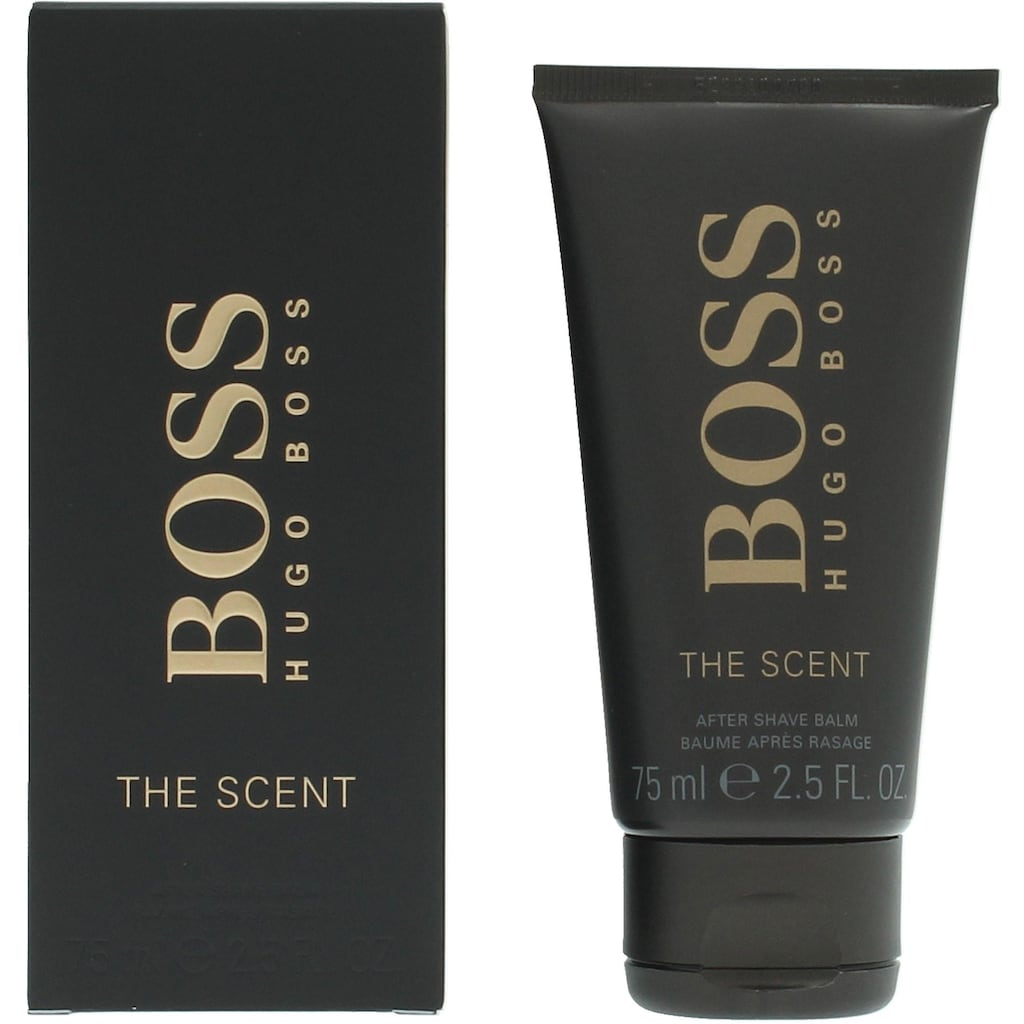Boss After-Shave Balsam »The Scent«