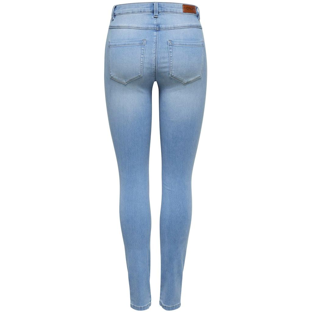Only High-waist-Jeans »ONLROYAL«