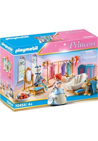 """Playmobil® Konstruktions - Spielset """"Ankleidezimmer mit Badewanne (70454), Princess"""" kaufen"""