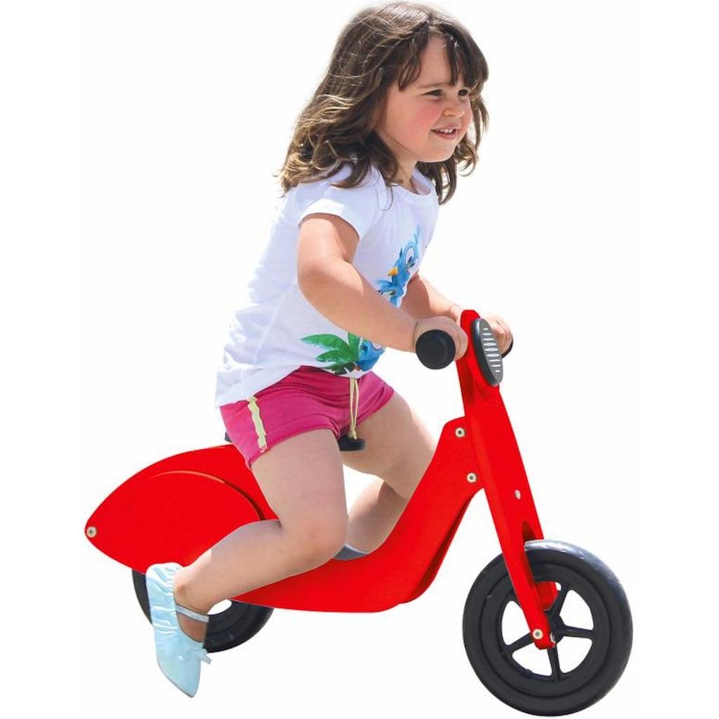 Jamara Laufrad »Roller, rot«