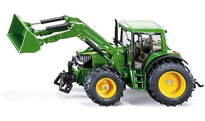 Siku Spielzeug-Traktor »SIKU Farmer, John Deere mit Frontlader« kaufen