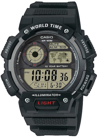 Casio Collection Chronograph »AE-1400WH-1AVEF« kaufen