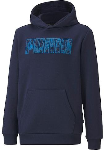 PUMA Kapuzensweatshirt »HOODY FLEECE BOYS« kaufen