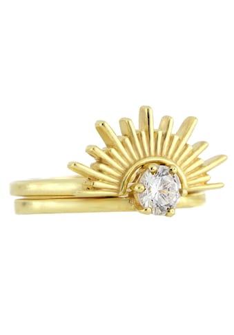 JULES & GENTS Fingerring »#sunset Gold« kaufen