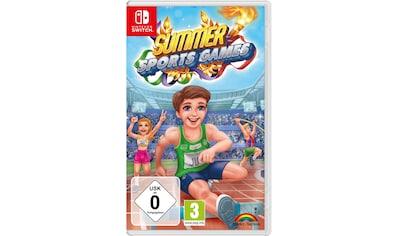 Markt+Technik Spiel »Summer Sports Games«, Nintendo Switch, Software Pyramide kaufen