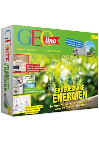 Franzis Experimentierkasten »GEOlino, Regenerative Energien« kaufen