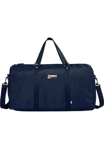 TOMMY JEANS Weekender »TJM CAMPUS DUFFLE«, Reisetasche mit viel Stauraum kaufen