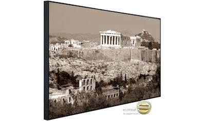 Papermoon Infrarotheizung »Griechenland Sepia«, sehr angenehme Strahlungswärme kaufen