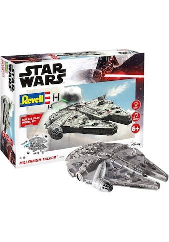 Revell® Modellbausatz »Build & Play-Disney Star Wars™ Millennium Falcon™«, 1:164 kaufen