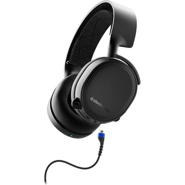 SteelSeries »Arctis 3 (2019 Edition) Wired Bluetooth 7.1-Surround« Gaming-Headset