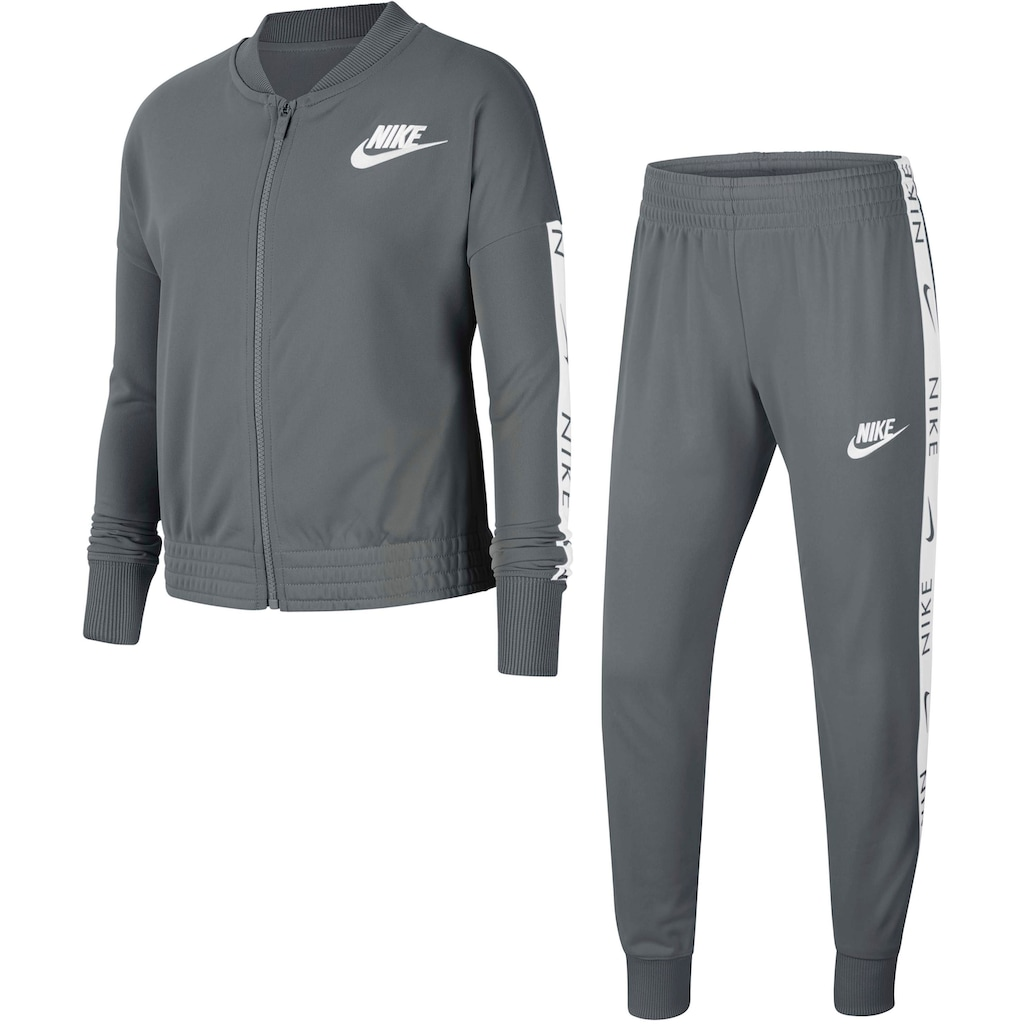 Nike Sportswear Trainingsanzug »GIRLS TRACK SUIT«, (Set, 2 tlg.)