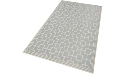 Teppich, »Bay«, bougari, rechteckig, Höhe 4 mm, maschinell gewebt kaufen