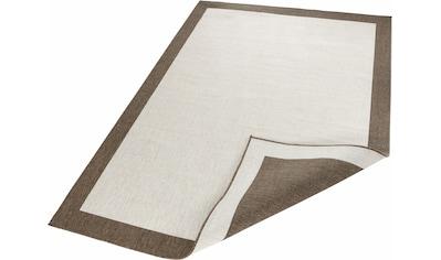 bougari Teppich »Panama«, rechteckig, 5 mm Höhe, In- und Outdoor geeignet, Wendeteppich, Wohnzimmer kaufen