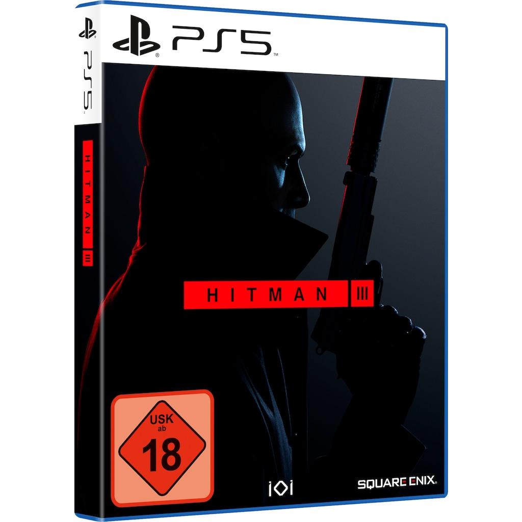 SquareEnix Spiel »HITMAN 3«, PlayStation 5