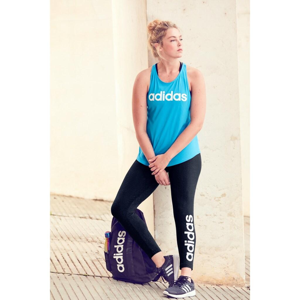 adidas Performance Leggings »ESSENTIALS LINEAR«