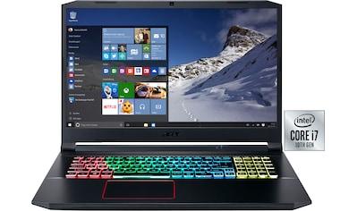 Acer Nitro 5 Notebook (43,94 cm / 17,3 Zoll, Intel,Core i7,  -  GB HDD, 1000 GB SSD) kaufen