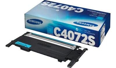 Samsung Tonerpatrone »CLT-C4072S, original, ST994A Cyan« kaufen