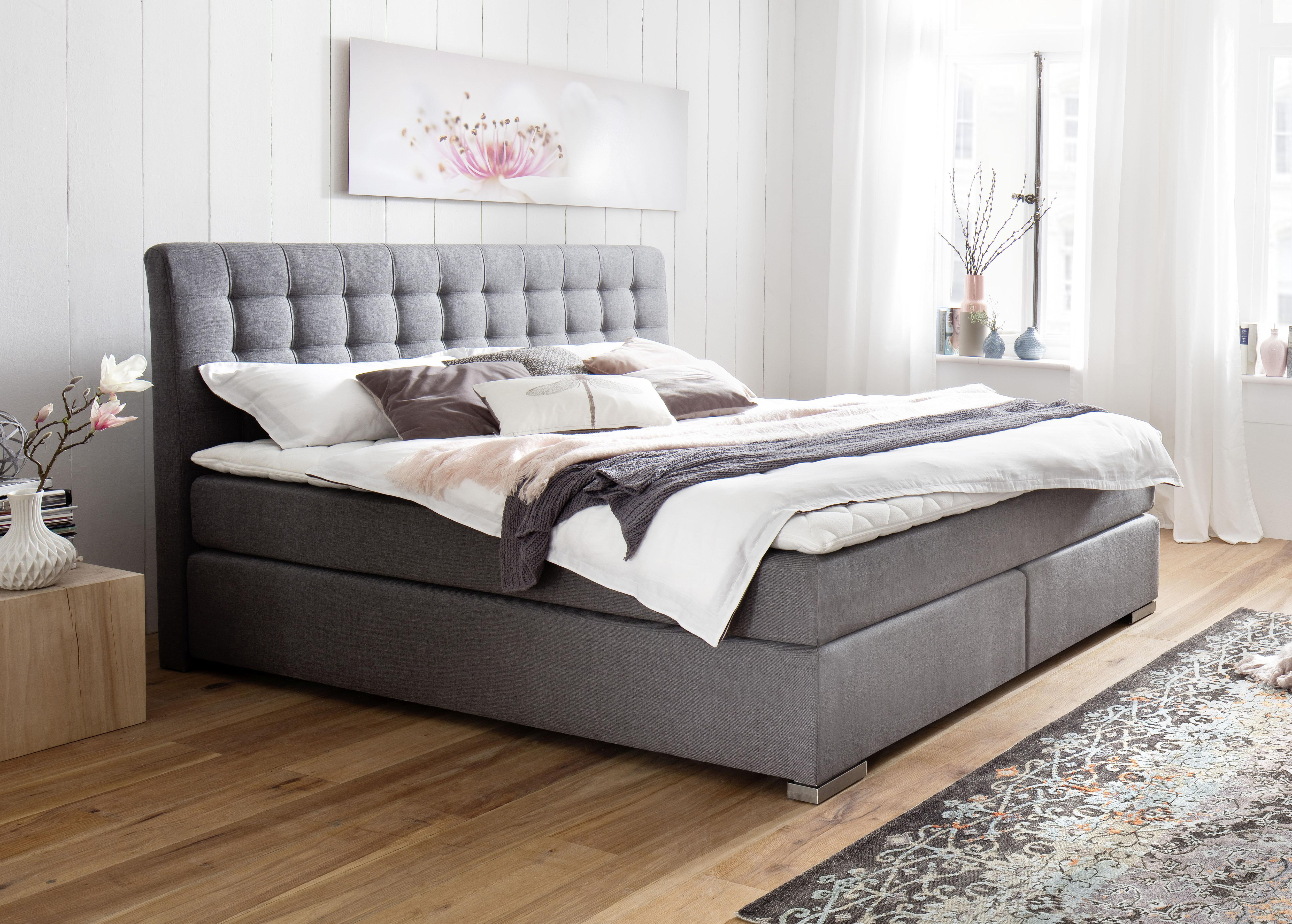 meise m bel boxspringbett auf rechnung bestellen baur. Black Bedroom Furniture Sets. Home Design Ideas