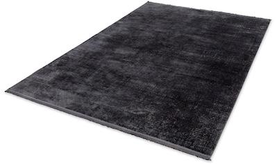 SCHÖNER WOHNEN-Kollektion Teppich »Velvet«, rechteckig, 7 mm Höhe, Viskose, Wohnzimmer kaufen