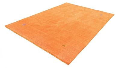 morgenland Wollteppich »Gabbeh Teppich Agra«, rechteckig, 14 mm Höhe, Kurzflor kaufen