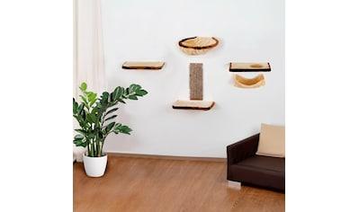 SILVIO design Katzen-Kletterwand, hoch, 6-tlg. kaufen