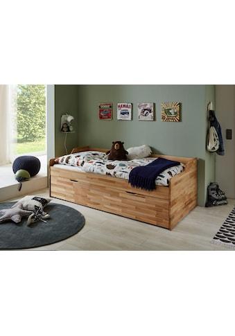 Relita Funktionsbett »Lilly«, mit Bettschublade, nutzbar als 2. Liegefläche, wahlweise mit Matratze kaufen
