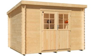 Kiehn - Holz Gartenhaus, »Hummelsee 4« kaufen