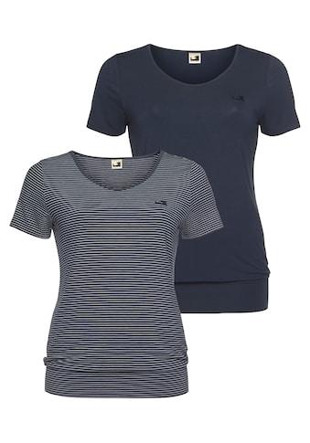 Ocean Sportswear T-Shirt »Nachhaltige LENZING™ ECOVERO™ Viskose«, Große Größe kaufen
