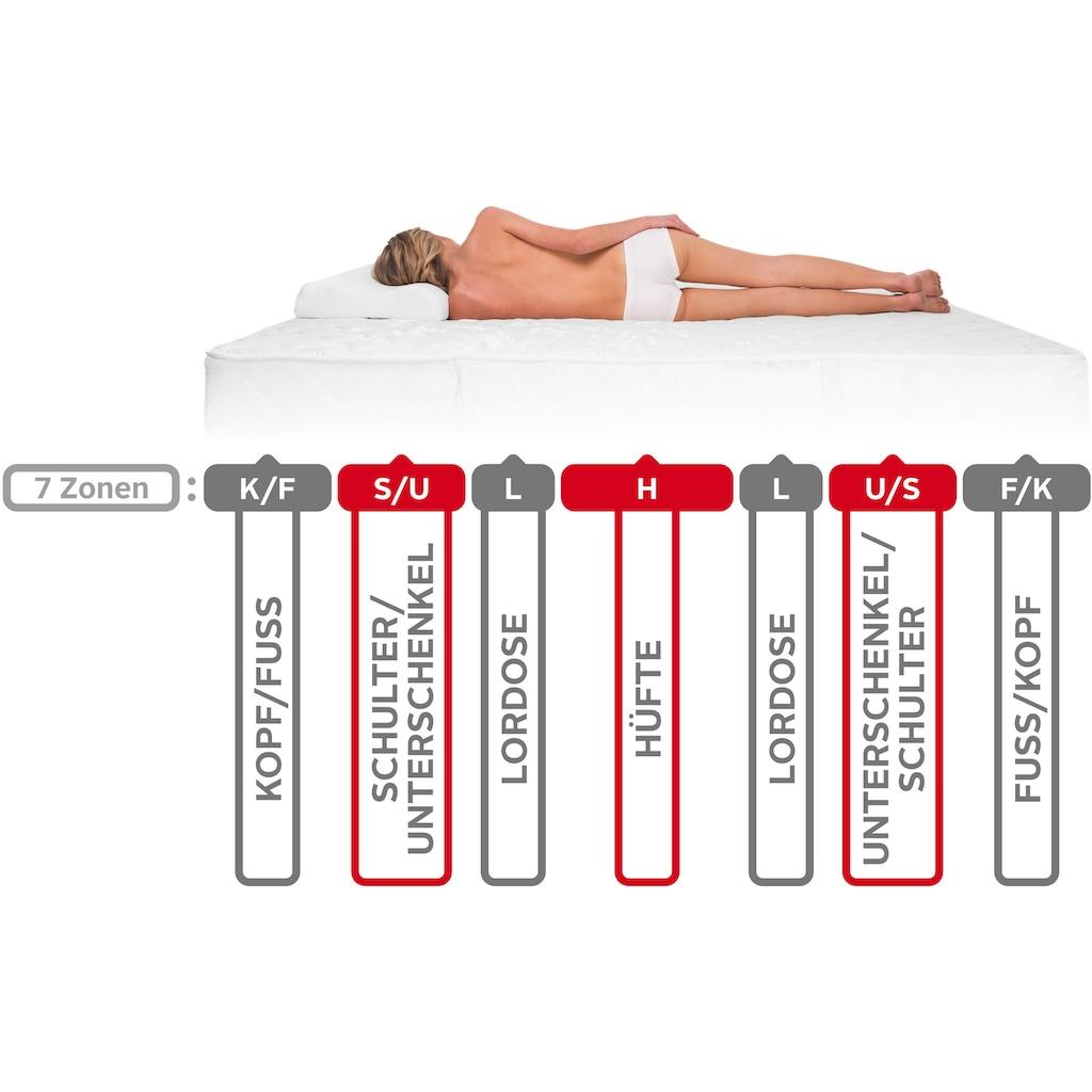 my home Komfortschaummatratze »Milchschnitte«, (1 St.), die optimale Kinder- und Jugendmatratze