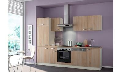 OPTIFIT Küchenzeile »Padua«, ohne E-Geräte, Breite 270 cm kaufen