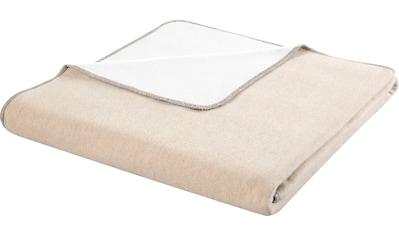 BIEDERLACK Wohndecke »Recover«, aus Recycling-Garnen hergestellt kaufen