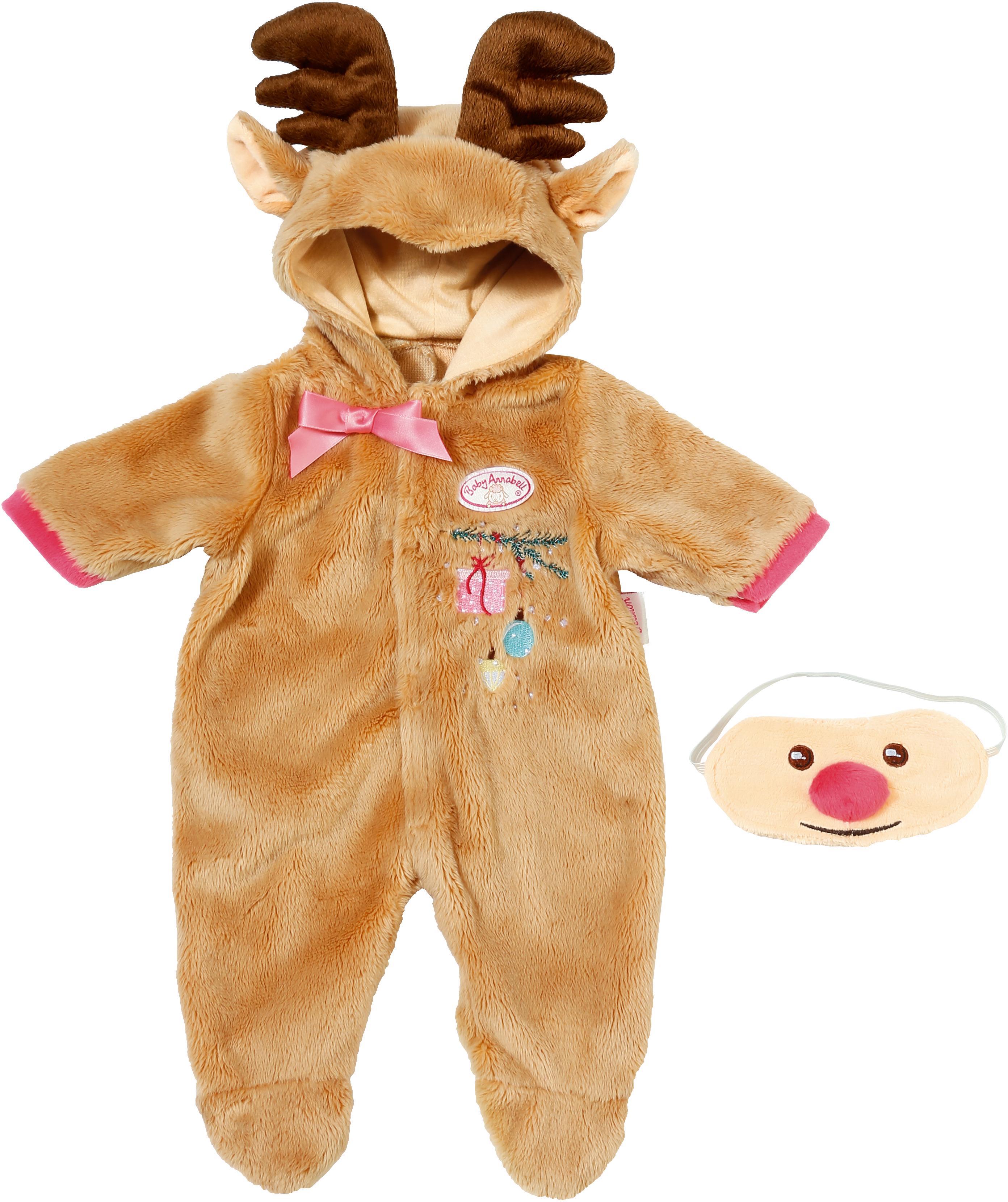 Zapf Creation Puppenkleidung,  Baby Annabell® Deluxe Rentier Set  Preisvergleich
