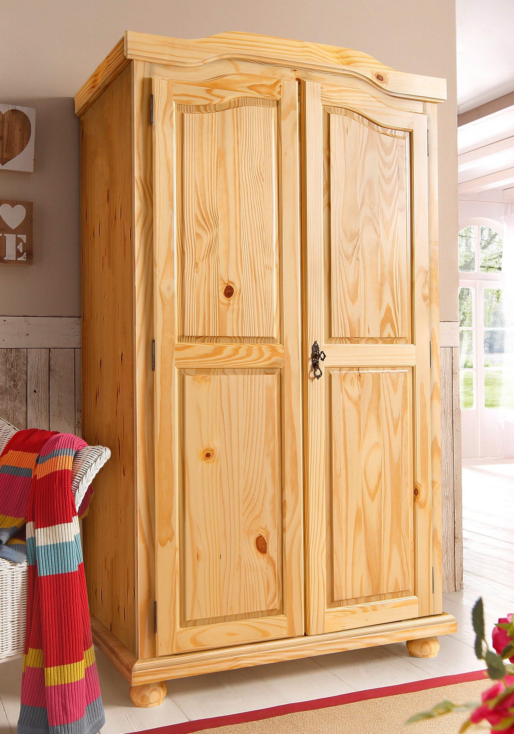 home affaire kleiderschrank hedda auf rechnung kaufen baur. Black Bedroom Furniture Sets. Home Design Ideas