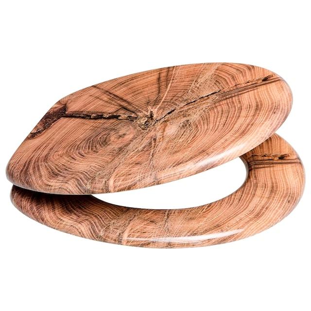 SANILO WC-Sitz »Old Tree«