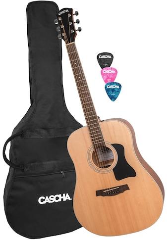 """Cascha Westerngitarre """"Stage Series"""" kaufen"""