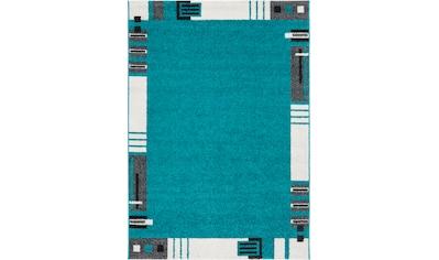 Teppich, »Luna 3«, Andiamo, rechteckig, Höhe 7 mm, maschinell gewebt kaufen