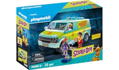 Playmobil® Konstruktions-Spielset »SCOOBY-DOO! Mystery Machine (70286), SCOOBY-DOO!«, ; Made in Germany kaufen
