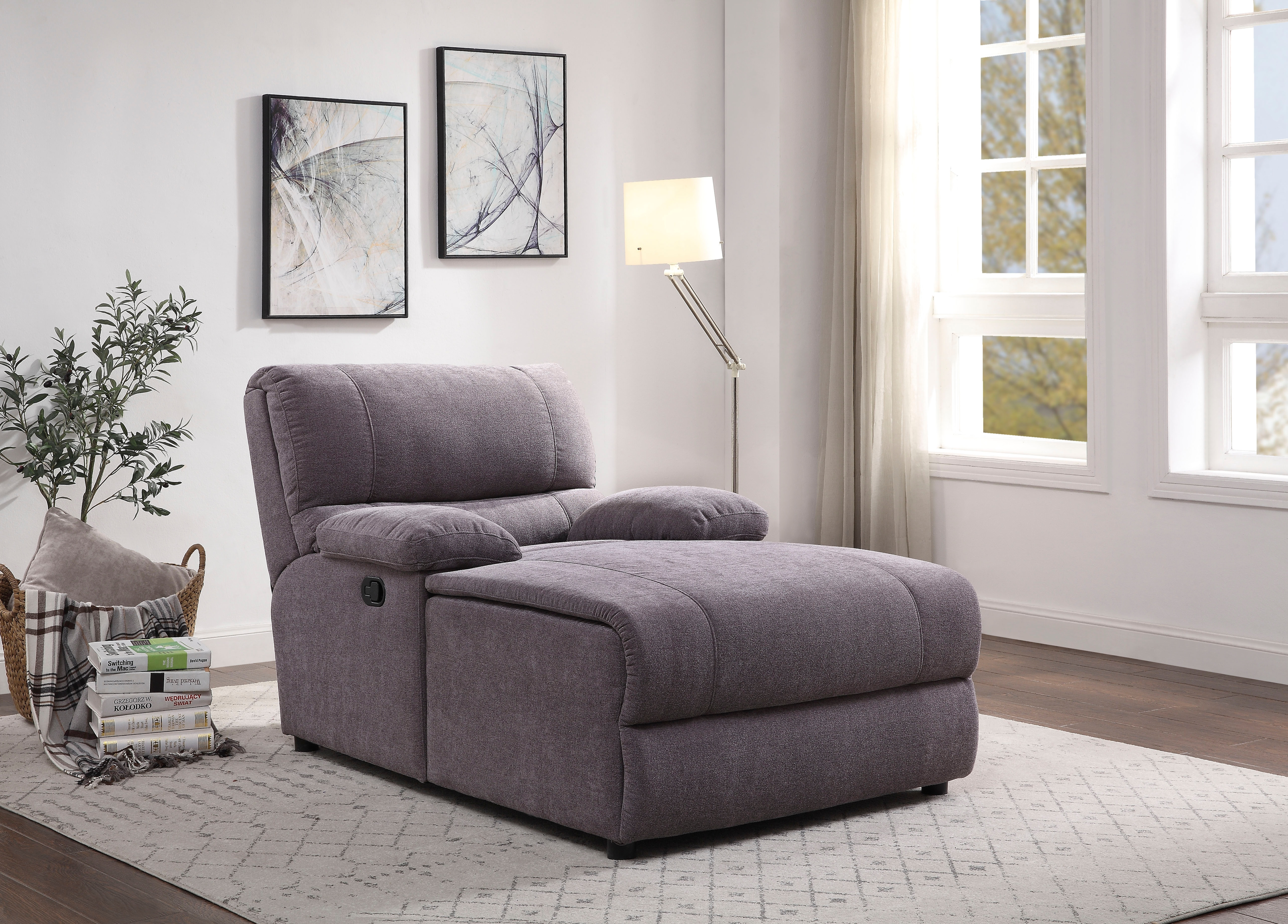 ATLANTIC home collection Loveseat