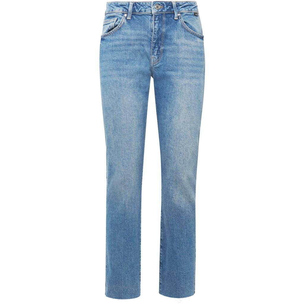 Mavi Ankle-Jeans »VIOLA-MA«, Baumwollstretch Denim für hohen Tragekomfort
