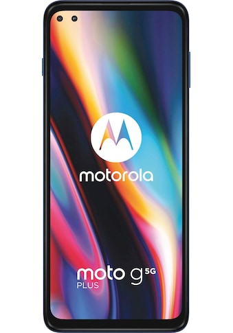 "Motorola Smartphone »Moto G 5G Plus«, (17 cm/6,7 "" 64 GB Speicherplatz, 48 MP Kamera) kaufen"