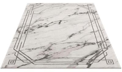 Carpet City Teppich »Noa 9297«, rechteckig, 11 mm Höhe, Wohnzimmer kaufen