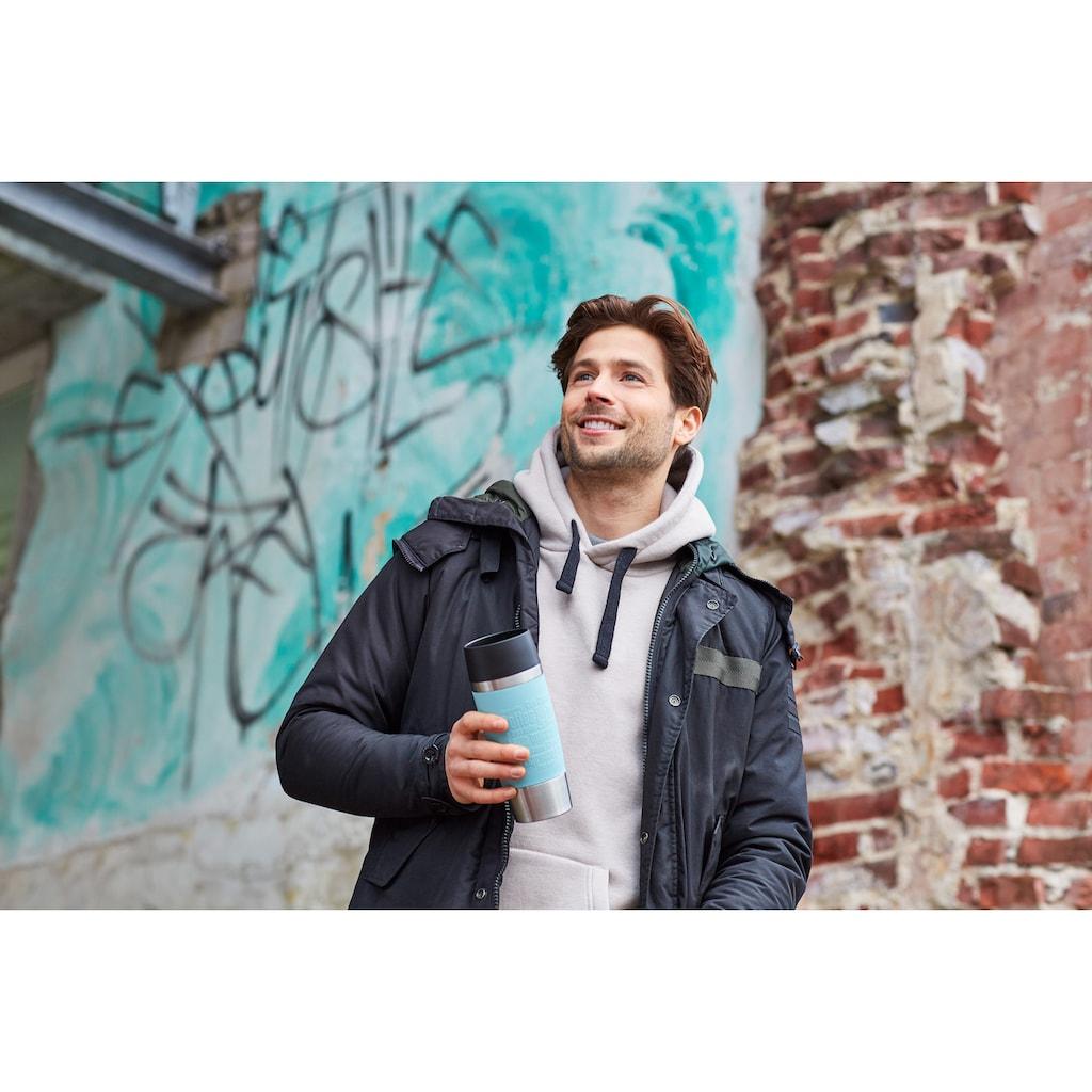Emsa Thermobecher »Travel Mug«, (1 tlg.), 100% dicht, 360 ml
