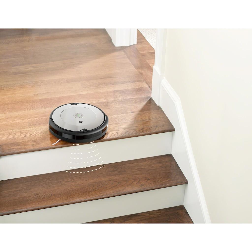 iRobot Saugroboter »Roomba 698«, Kompatibel mit Sprachassistenten