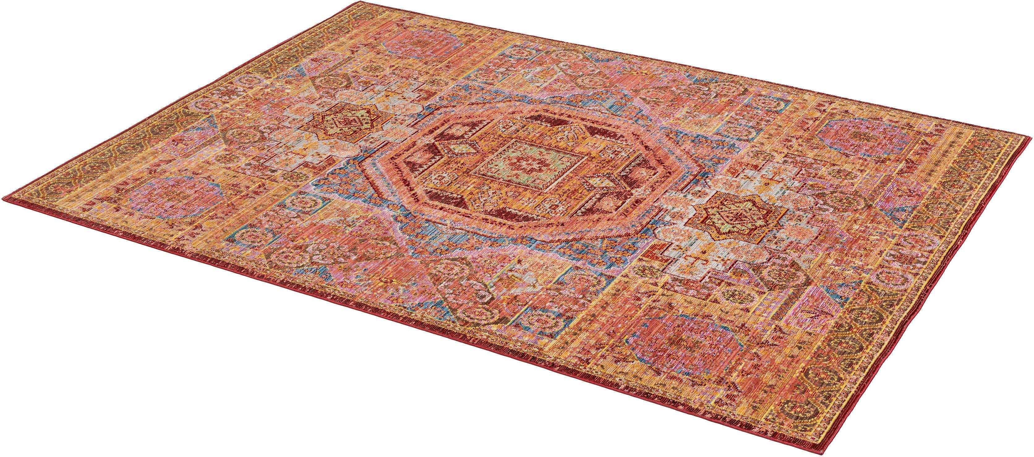 Teppich Shining 9 SCHÖNER WOHNEN-Kollektion rechteckig Höhe 5 mm