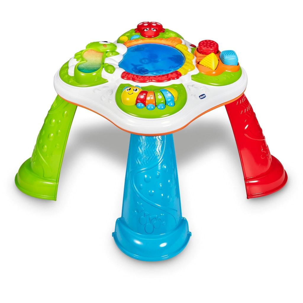 Chicco Spieltisch »Spieltisch der Sinne«, mit Licht & Sound