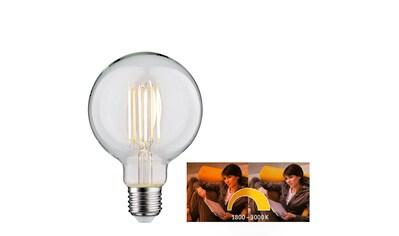 Paulmann »Globe 7W E27 1.800 - 3.000K dim to warm« LED - Leuchtmittel, Warmweiß kaufen